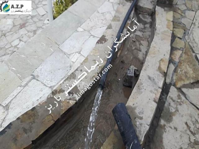 مکانیابی بهترین منطقه حفر چاه آب