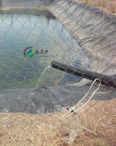 استخر چاه آب و مدیریت آب زیرزمینی توسط شرکت زیماگستر